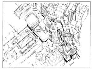 Covent Garden redeleopment