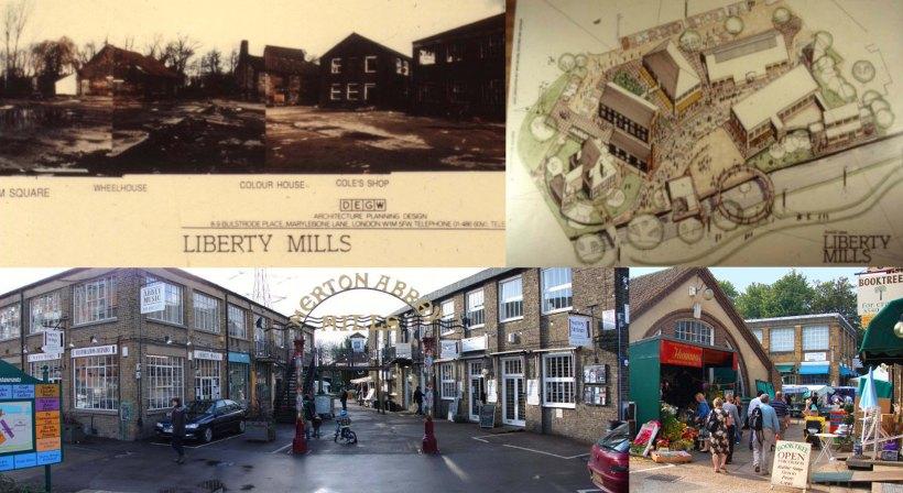 Liberty Mills
